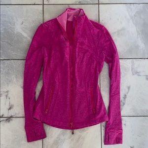 Pink Lululemon Define Jacket (size 4)